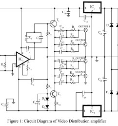 video distribution amplifier [ 1200 x 920 Pixel ]