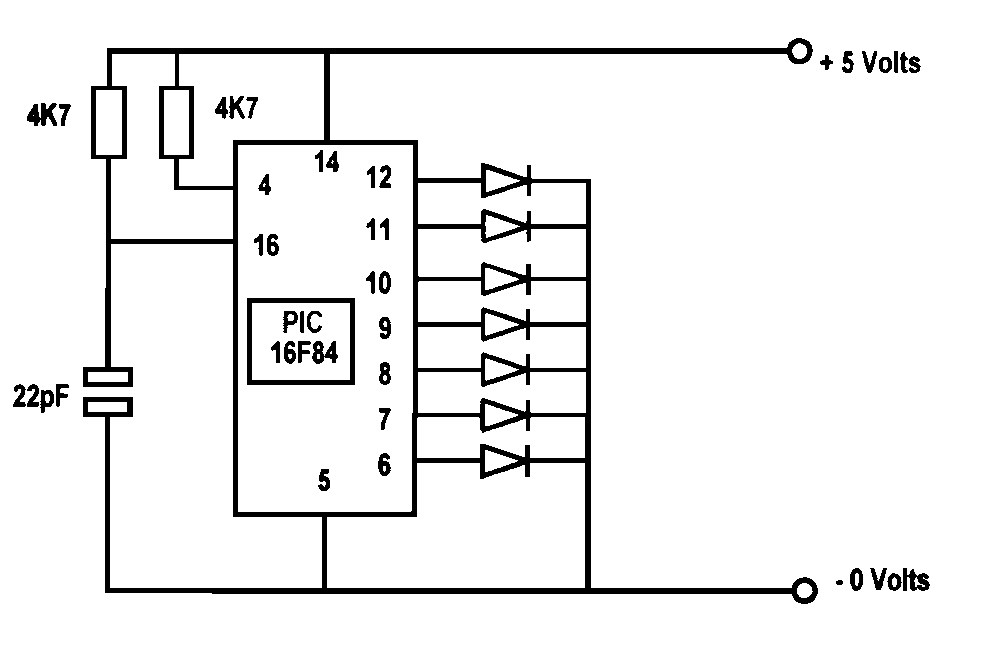 pic microcontroller circuit Page 5 : Microcontroller
