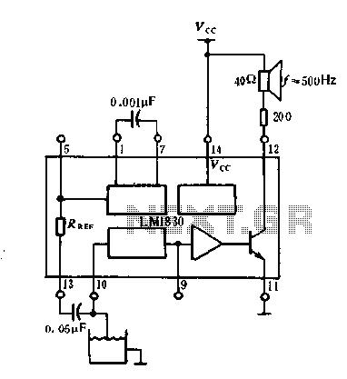 fluorescent circuit : Light Laser LED Circuits :: Next.gr