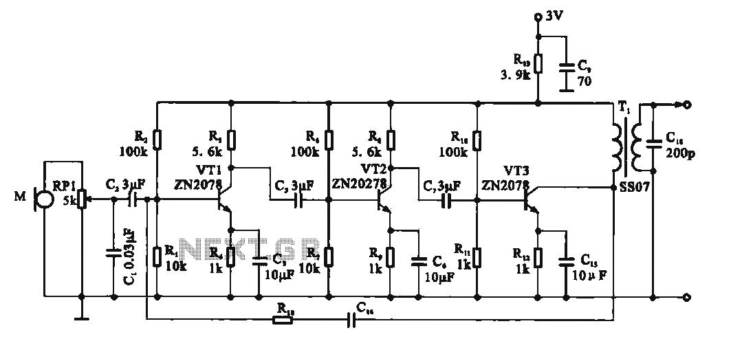 Upc1237 Circuit Diagram : Overload Protection Circuit Of