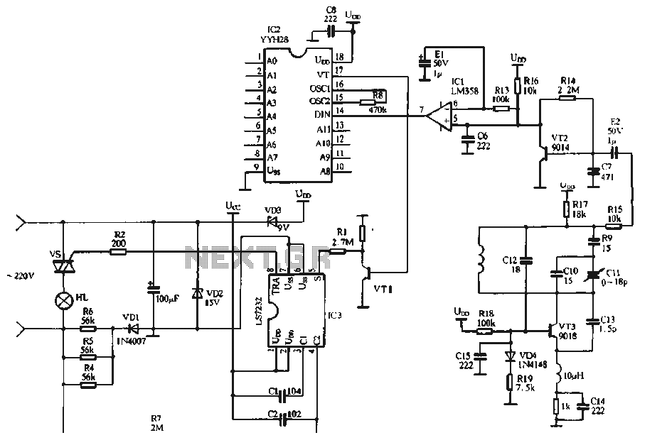 remote control circuit Page 2 : Automation Circuits :: Next.gr