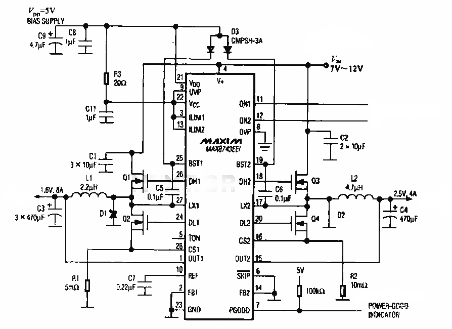 power supply Page 5 : Power Supply Circuits :: Next.gr