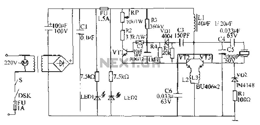 ultrasonic circuit Page 2 : Audio Circuits :: Next.gr