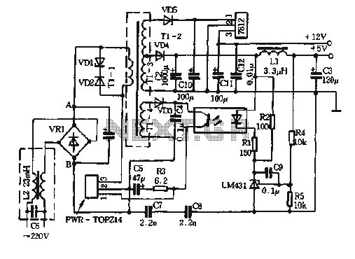 switching power supply Page 2 : Power Supply Circuits