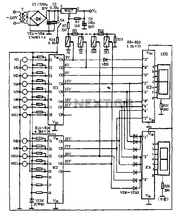 volt control circuit Page 2 : Oscillator Circuits :: Next.gr