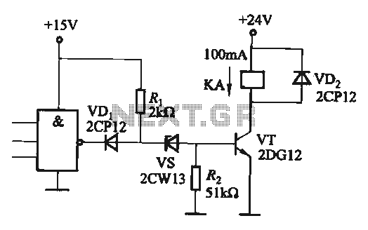 CMOS interface circuit and the switching amplifier under