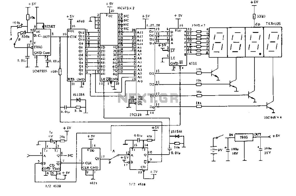 human detect circuit Page 2 : Sensors Detectors Circuits