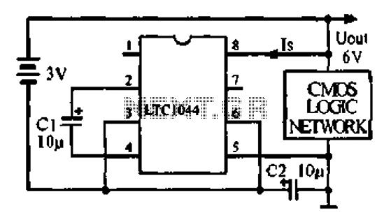 > rf > pll circuits > PLL FM Detector using PLL IC 565