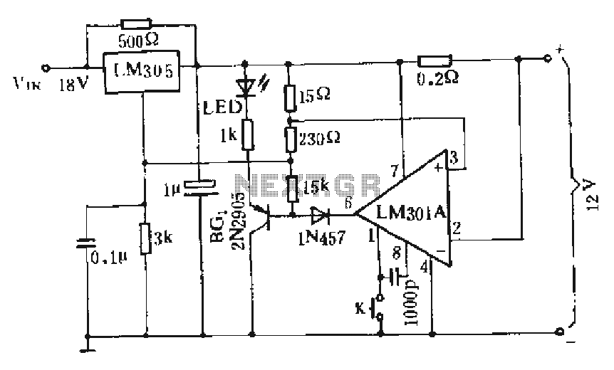 battery charger circuit Page 2 : Power Supply Circuits