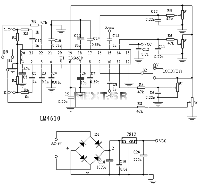 > audio > 3D audio processing and application circuit