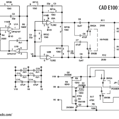 Fm Wireless Microphone Circuit Diagram Samsung Home Theatre Wiring Page 4 Audio Circuits Next Gr