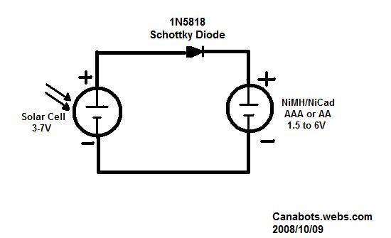 Schematic Battery