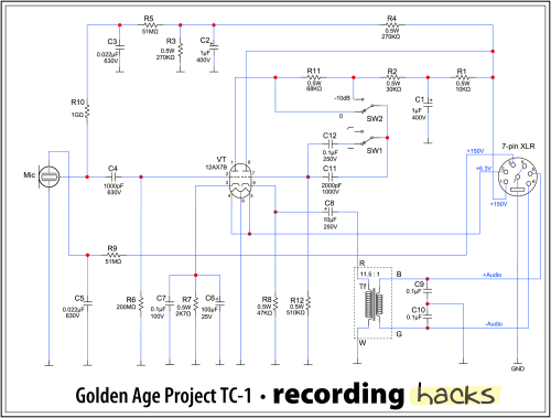 small resolution of microphone circuit page 4 audio circuits next gr condenser microphone diagram microphone circuit page 2 audio
