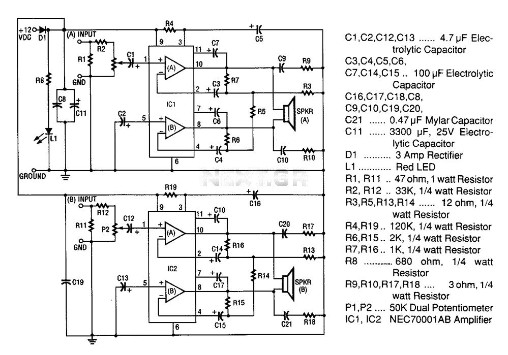 500w Grid Tie Solar Wiring Diagram Audio Amplifier Circuit Audio Circuits Next Gr