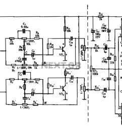 50wx2 amplifier circuit [ 1572 x 672 Pixel ]