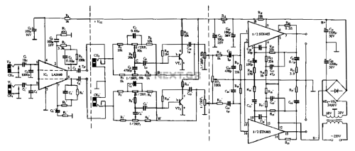 small resolution of 50wx2 amplifier circuit