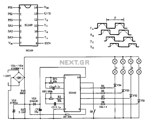 small resolution of circuit diagram c power supply manifold vd6 here isolators so to get across r2 6v full wave pulsating direct current voltage ripple frequency of the