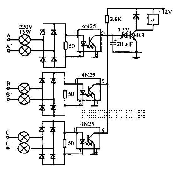 A simple grid control circuit : Power Control Circuits
