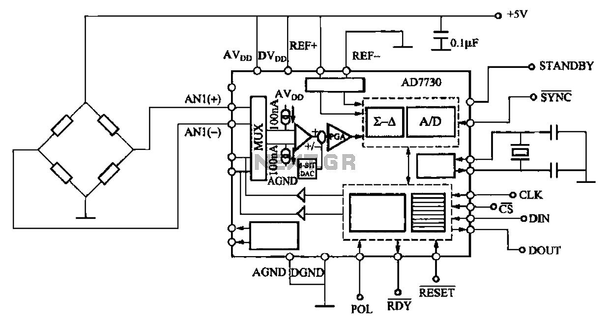 pc audio signal generator using rs232 port