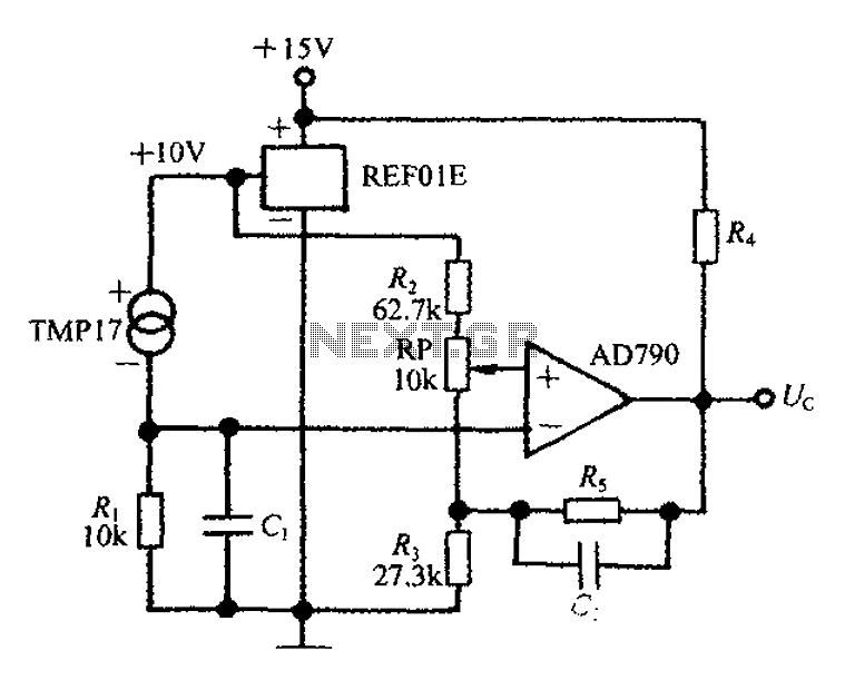 Thermostat Circuit Diagram : 26 Wiring Diagram Images
