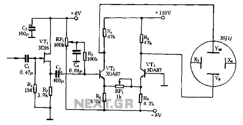 > other circuits > Application of the differential