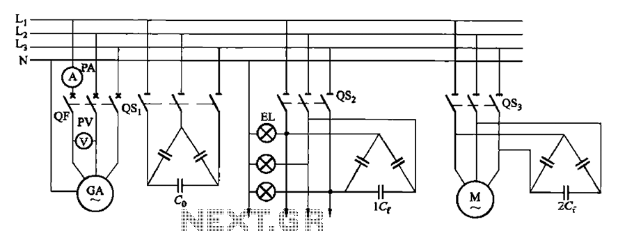 Asynchronous power wiring diagram under Other Circuits