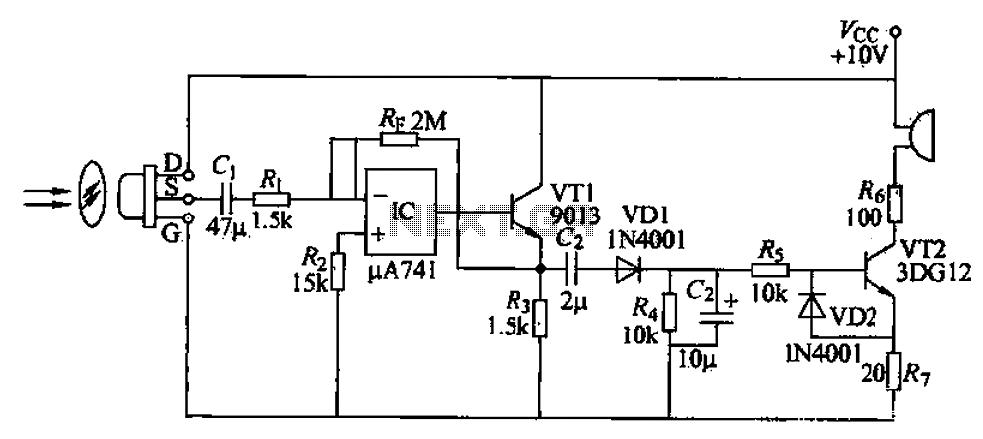 alarm circuit Page 4 : Security Circuits :: Next.gr