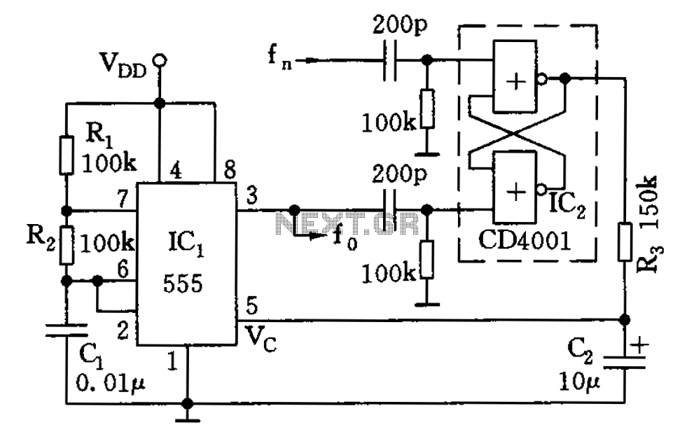 clock circuit : Meter Counter Circuits :: Next.gr