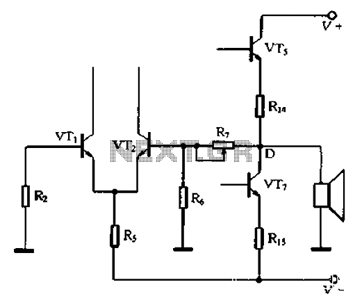 OCL AC negative feedback amplifier analysis under Other