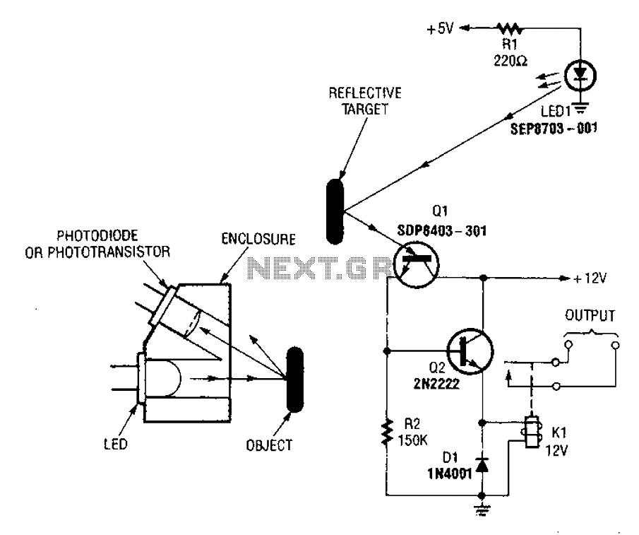 optical sensor schematic