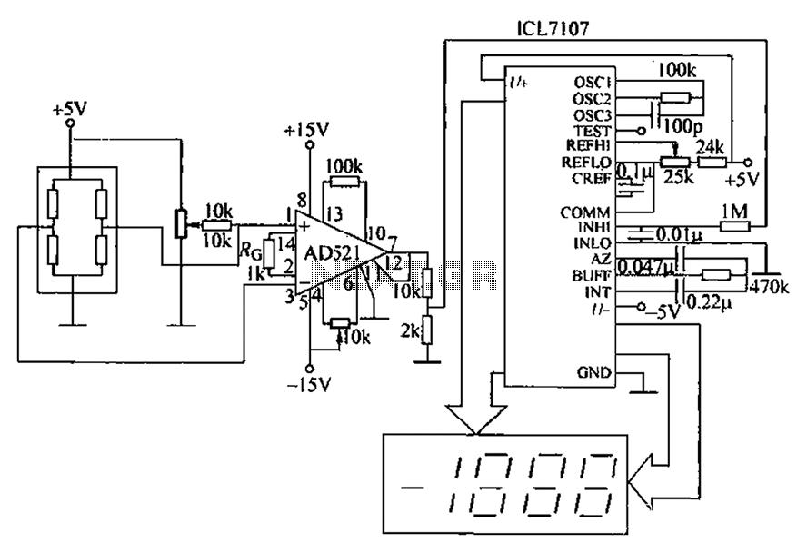 sensor circuit Page 3 : Sensors Detectors Circuits :: Next.gr