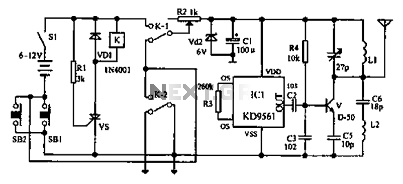 alarm circuit Page 4 : Security Circuits :: Next.gr