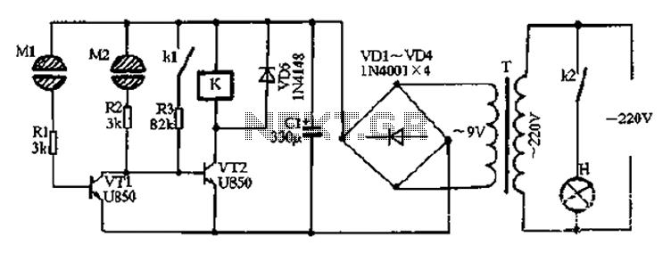 human detect circuit : Sensors Detectors Circuits :: Next.gr