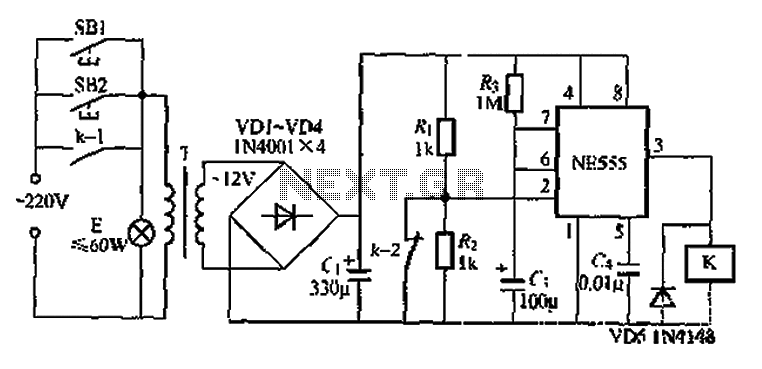 delay circuit Page 2 : Meter Counter Circuits :: Next.gr
