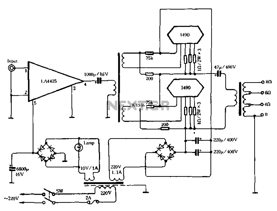 audio amplifier circuit Page 5 : Audio Circuits :: Next.gr