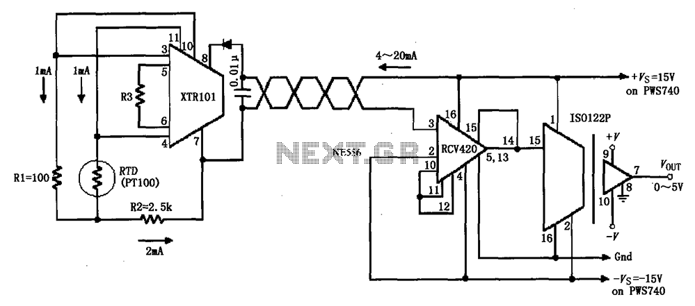 sensor detector circuit Page 10 :: Next.gr