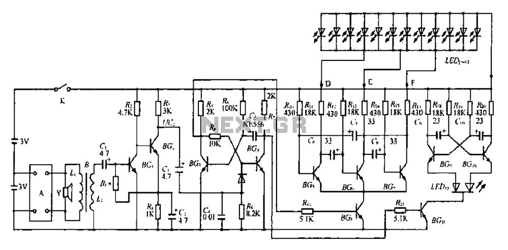 clock circuit : Meter Counter Circuits :: Next.gr