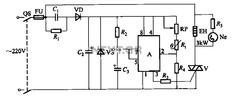 thermometer circuit Page 3 : Meter Counter Circuits :: Next.gr