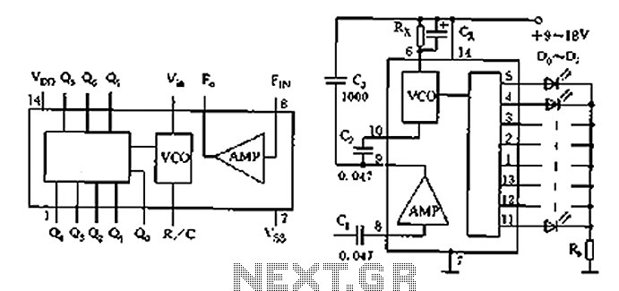 Electronic Circuits Schematics Projects :: Next.gr