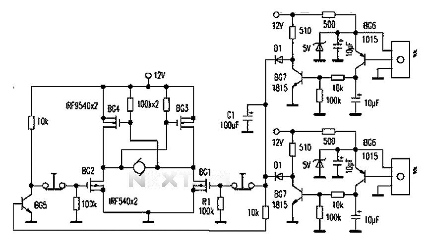 doorbell circuit other circuits next gr