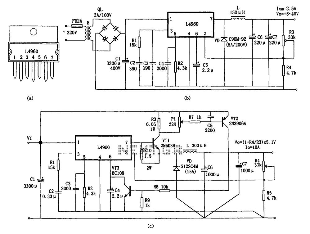 L4960 PDF