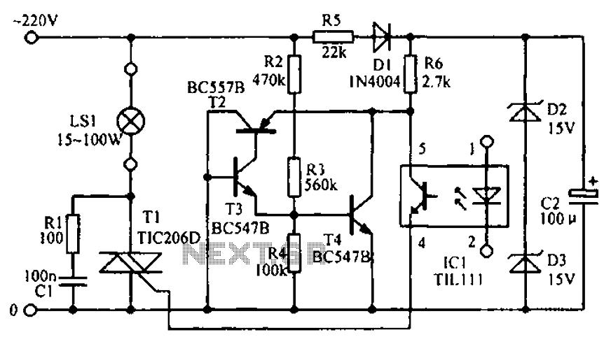 led circuit Page 2 : Light Laser LED Circuits :: Next.gr