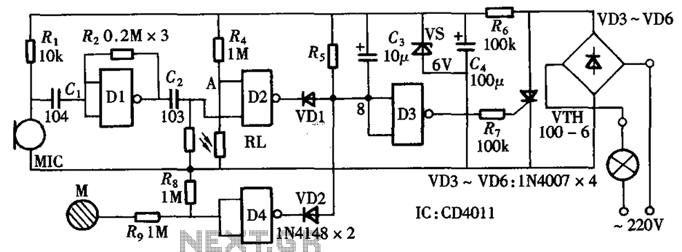 delay circuit Page 3 : Meter Counter Circuits :: Next.gr