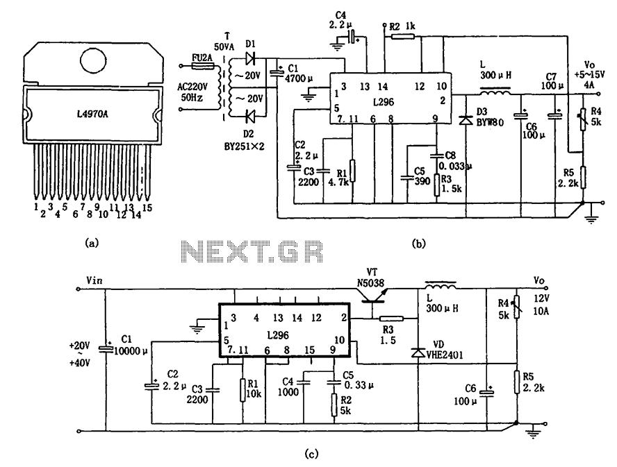 highcurrent switching power supply chip powersupplycircuitsfixed