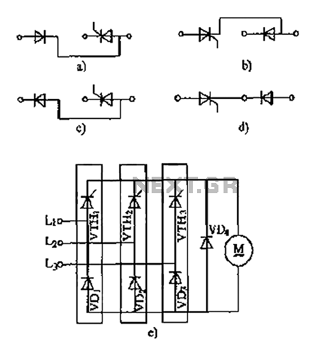 > automations > power control > Thyristor linking arm