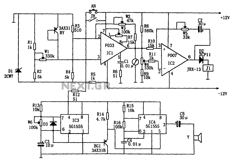 alarm circuit Page 2 : Security Circuits :: Next.gr