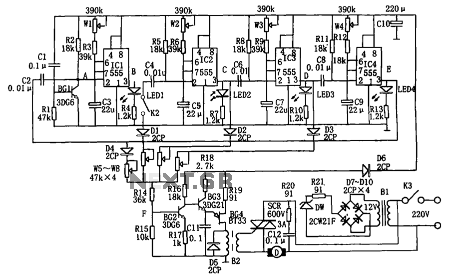 555 timer circuit Page 2 : Other Circuits :: Next.gr