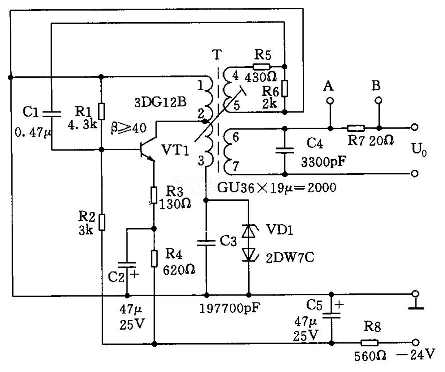 > oscillators > 1 8kHz signal generator circuit l60068
