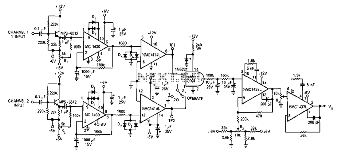 > meter counter > 100Hz 1MHz a circuit diagram of the