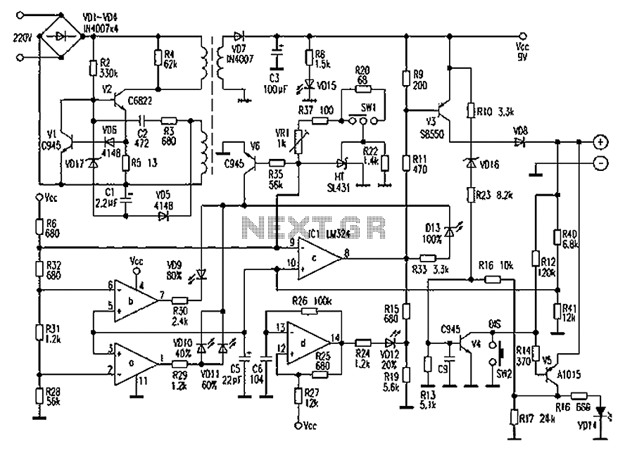 audio stereo circuit Page 3 : Audio Circuits :: Next.gr